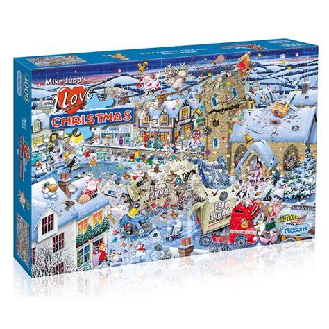 1000 Jigsaw Puzzles Jigsaw i 1000 puzzle gibsons from craftyarts co uk uk