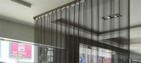 steel curtains metal mesh drapery chain link mesh curtain drapery