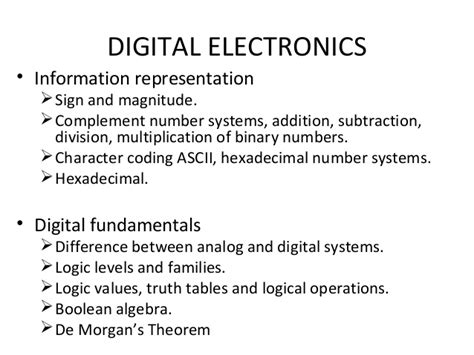 integrated electronics analog and digital circuit and system by jacob millman free digital design chap 1