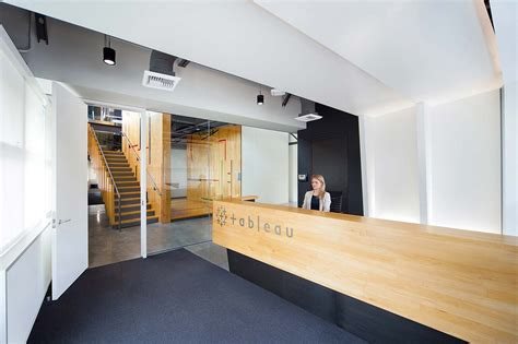 tableau softwares modern seattle office
