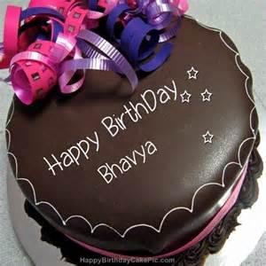 happy birthday chocolate cake for Bhavya birthday cakes download 16 on birthday cakes download