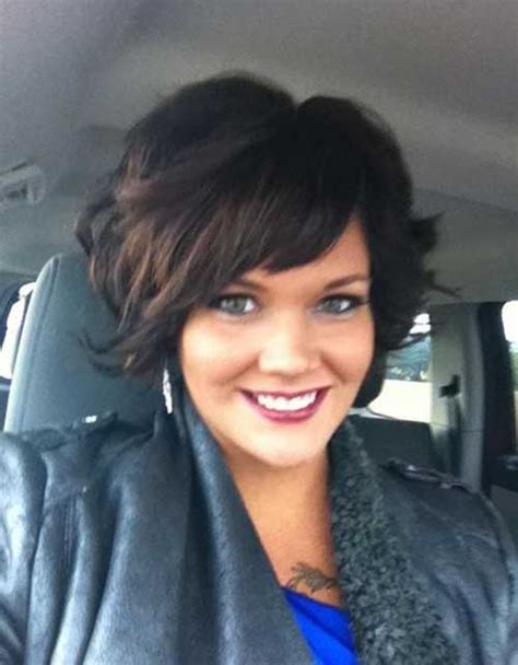 cute short haircuts for thick hair wavy hair new cute hairstyles for short wavy hair short hairstyles