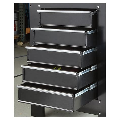 Storage Tower With Drawers by Maker 72 Quot 5 Drawer Storage Tower 420796 Ladders