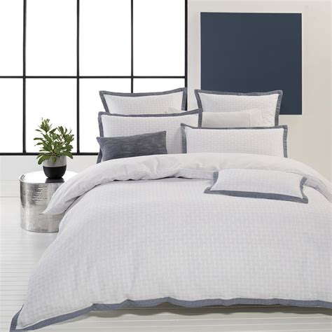 dwell bed linen dwell orla quilt cover set