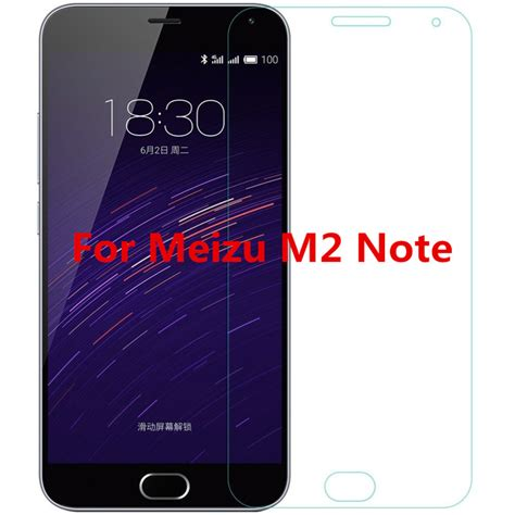 B1 Meizue M 3 Note Tempered Glass Anti Go Kode Dg1 1 screen protector for meizu m2 note premium tempered glass