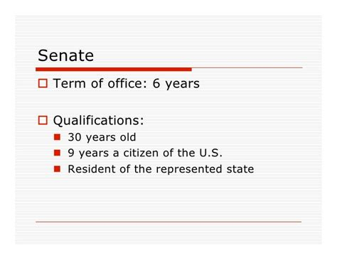 requirements for house of representatives the qualifications for contesting for senate house of representatives politics 1