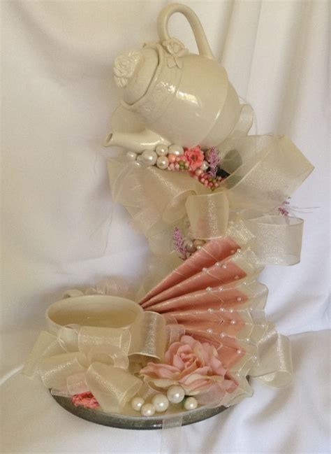 wedding centerpiece teacup centerpiece wedding