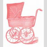 Baby+Buggy+Clip+Art Royalty Free Images - Vintage Baby Carriages - The ...