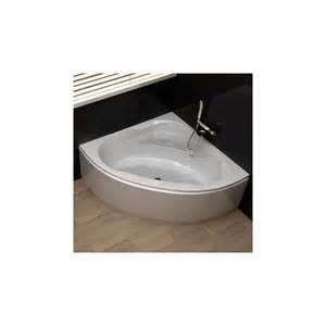 baignoire d angle domo 135x135 cm