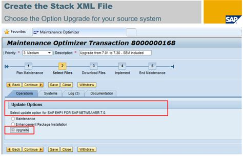 construct 2 xml tutorial how to create stack xml file screens step by step sap