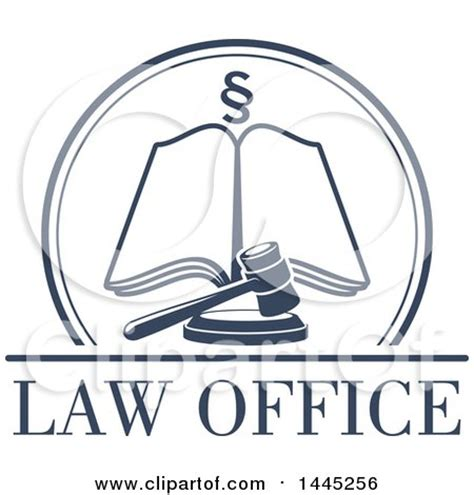 law section symbol clipart of a section symbol in a circle over an open book