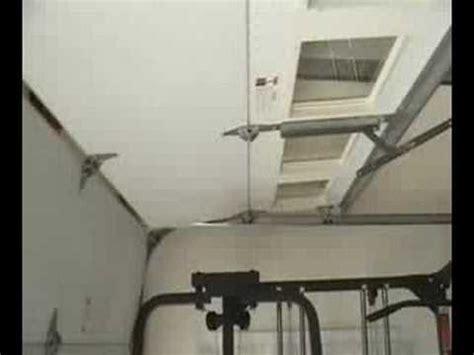 Breaking Into A Garage Garage Door Locks As Seen On Elocksys Garage Door Deadbolt