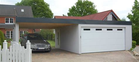Kosten Carport by Garage Mit Carport Kosten My
