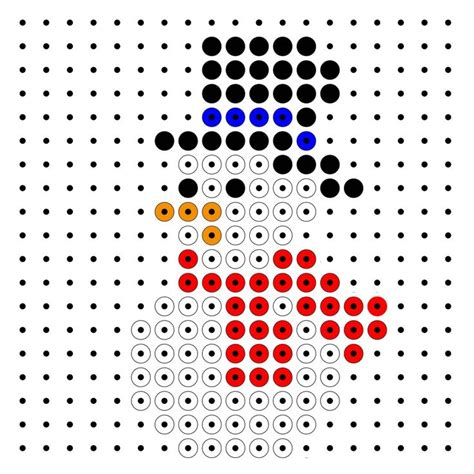 hama bead template printable 25 unique perler bead templates ideas on