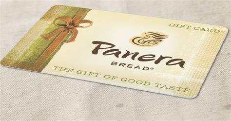 Panera Bread Gift Card Deals - panera bread 25 gift card giveaway joe