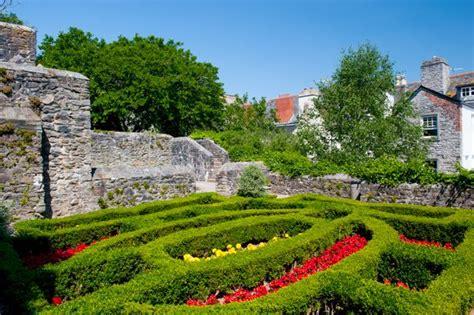 Garden New Plymouth Elizabethan Gardens Plymouth History Photos Historic