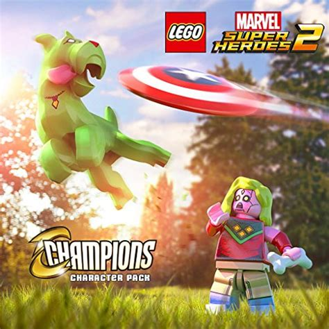 Murah Ps4 Lego Marvel Heroes Reg 2 lego marvel heroes 2 chions character pack ps4 digital code