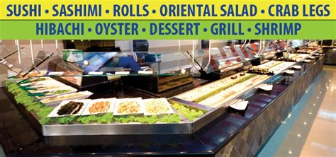 exclusive coupon for coral springs shinju buffet
