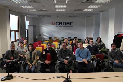 Energy Management Mba Europe by Visits 2010 Cener National Renewable Energy Centre