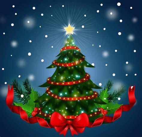 hermoso 168 162 rbol de navidad con el material de vectores