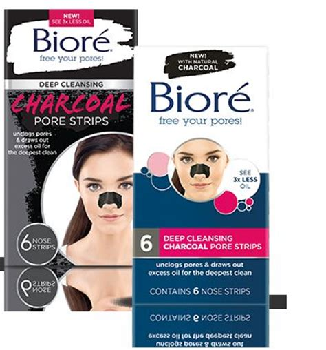 Biore Wanderlust Pack Ajeng For Biore Acne Care biore cleansing charcoal pore strips reviews photos makeupalley