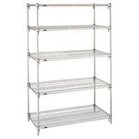 metro adjustable wire shelving units webstaurantstore