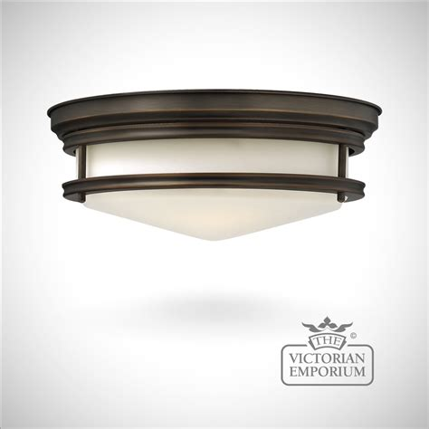 Ceiling Mounted Lights by Flush Mount Light Available In 4 Finishes