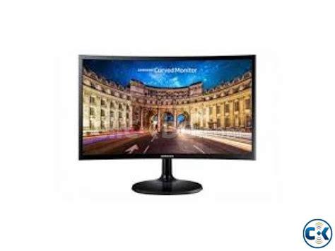 Curved Monitor Samsung 22 Inchi C22f390fhe samsung c22f390fhw 21 5 inch curved led monitor clickbd