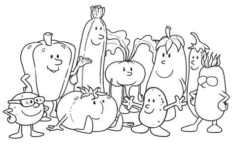 imagenes para pintar verduras imagenes de frutas para colorear