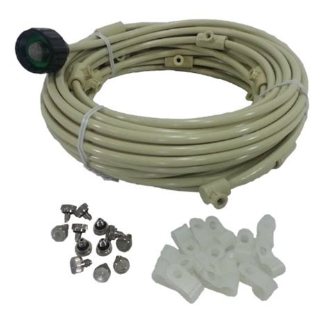 Patio Mister Parts by Patio Misting System Low Pressure Gmc575 Home Garden
