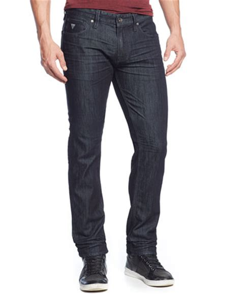 Guess Levis guess s slim fit smokescreen wash stretch macy s