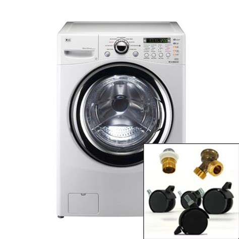 ventless washer dryer combo lg ventless deluxe washer dryer combo with portability kit model wm39