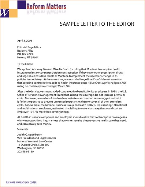 sle letter to the editor best letter sle