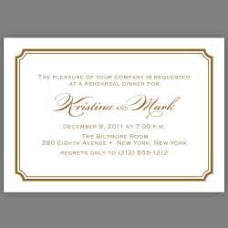 business dinner invitation template cimvitation