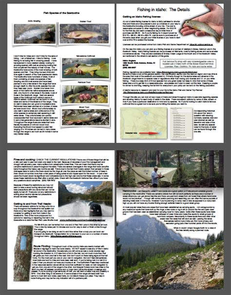 quest a guide to backpacking with books backpacking the sawtooths pdf