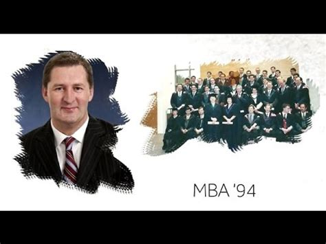 Mba In Smurfit Business School by Mr Gordon Hardie Mba 94 Ucd Michael Smurfit Graduate