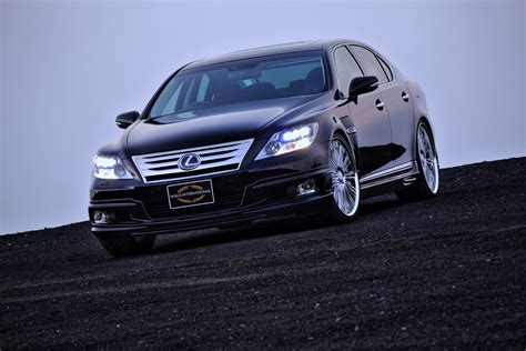 wald lexus g power has christmas present for mercedes benz s63 amg