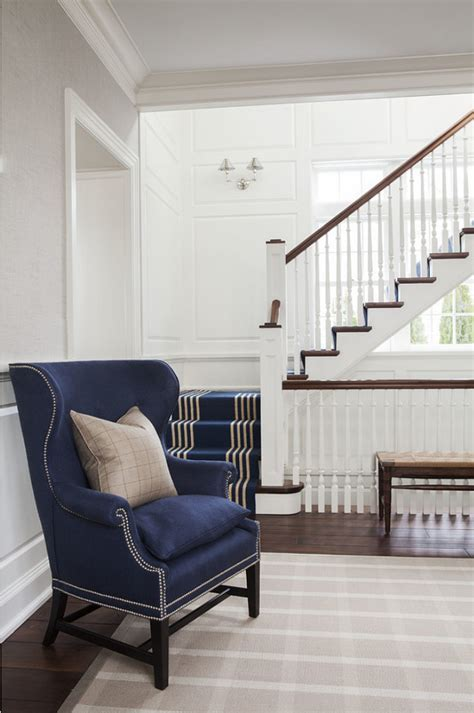 Navy And White Chair Design Ideas East Coast House With Blue And White Coastal Interiors Home Bunch Interior Design Ideas