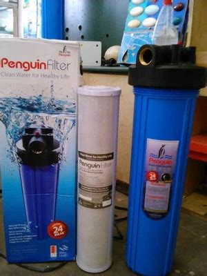 Produk Terbaru Mesh Filter 10 Net Filter Cartridge Termurah jual filter air water filter penguin 20 inci karuniajy