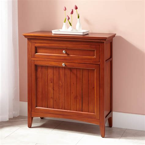 wood tilt out laundry easy use tilt out laundry her the furnitures