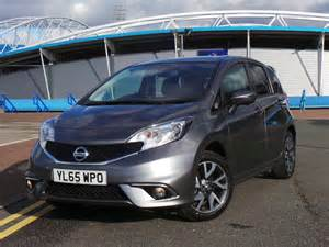 Nissan Incorporated 2016 65 Nissan Note 1 5 Dci Tekna 5dr Inc Style Pack In
