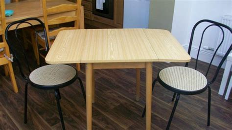 Small Drop Leaf Table With 2 Chairs Small Drop Leaf Dining Table And 2 Chairs For Sale In Leixlip Kildare From Deninolan