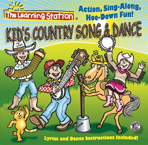 country music dance songs shake your sillies out brain breaks action songs for