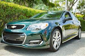 five impressions 2016 chevrolet ss