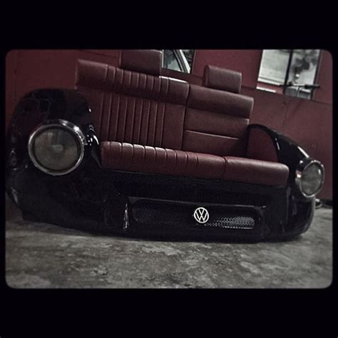vw bug couch 488 best images about autos muebles on pinterest cars