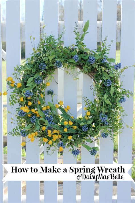 How To Decorate A Grapevine Wreath by How To Decorate A Grapevine Wreath For Gorgeous