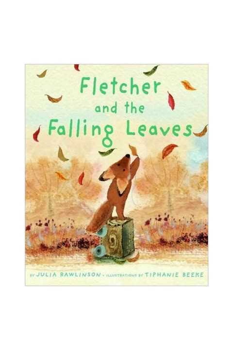 fletcher and the falling the best children s books about fall southern living