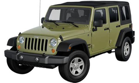 2013 Jeep Wrangler 4 Door Soft Top 2013 Jeep Wrangler Unlimited 4 Door 5 Seat Softtop Suv