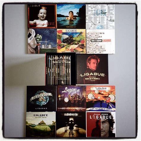 tutti gli album di vasco tutti gli album di luciano ligabue copertine testi e