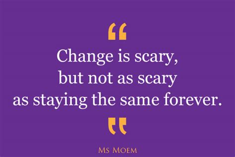 Changes Are Inevitable Quotes